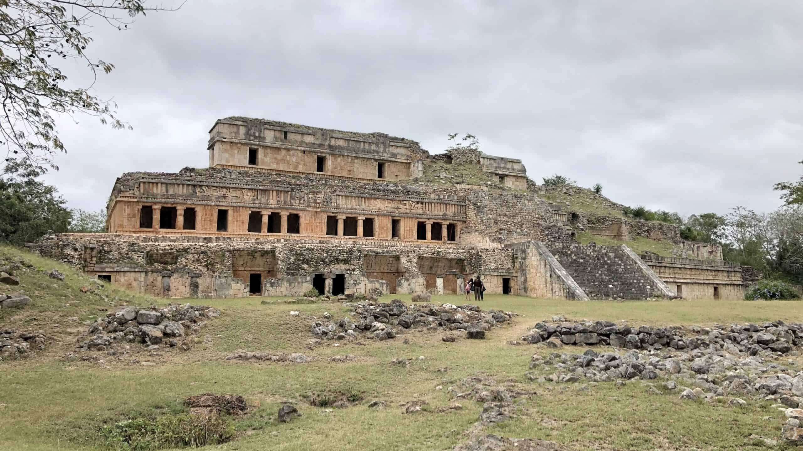 Remains of the Palace of Sayil