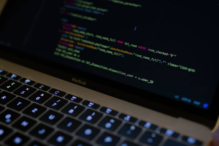 SQL query in PHP on a MacBook